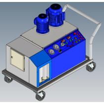 Модуль испытания гидроцилиндров CTR-KV-G0003/1