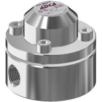 Конденсатоотводчик биметаллический из нержавеющей стали резьбовой ADCA BM20SS Ру40 Ду1/2