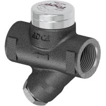 Конденсатоотводчик термодинамический стальной резьбовой ADCA DT46 Ду1/2 Ру63