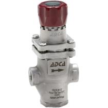 Клапан редукционный резьбовой ADCA PRV25I P0,14-1,7 Ру25 Ду1/2 (PN25 DN15 )