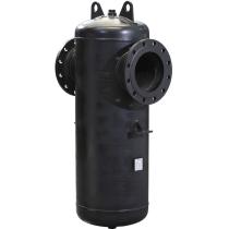 Сепаратор для пара и сжатого воздуха из углеродистой стали фланцевый ADCA S25S Ду15-300 Ру16 (PN16)