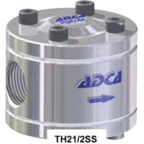 Конденсатоотводчик термостатический резьбовой ADCA TH21-2SS Ру40 Ду1
