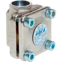 Конденсатоотводчик термостатический стальной фланцевый ADCA TH21 Ру25 Ду15