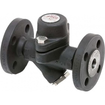 Конденсатоотводчик термостатический стальной фланцевый ADCA TH32Y Ру40 Ду25