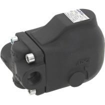 Конденсатоотводчик поплавковый из углеродистой стали резьбовой ADCA FLT32-10 Ру40 Ду3/4