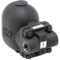 Конденсатоотводчик поплавковый из углеродистой стали резьбовой ADCA FLT32HC-4,5 Ру40 Ду1