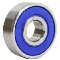 Подшипник шариковый однорядный нержавеющий 6205 BSS 2RS (180205) 25x52x15 мм BECO
