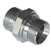 Фитинг-соединитель прямой CAST S.p.A. 300523, G1-G1 1/4, 200 бар