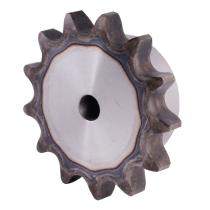 Звездочка под расточку со ступицей с калеными зубьями для цепи Chiaravalli 06B-1 z=20