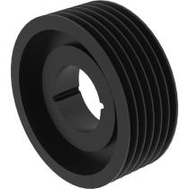 Шкив клиновой под втулку тапербуш Chiaravalli SPB 1250-03 TB 4545 (PHP 3SPB 1250 TB)