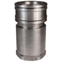 3/4in БРС серия H ISO-B, розетка DIXON, резьба BSP (нерж. 304) 6HBF6-S