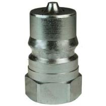3/8 Штекер БРС H ISO-B DIXON резьба BSP (нерж. 304) H3BF3-S