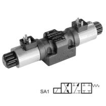 Распределитель гидравлический DUPLOMATIC MS S.p.a. DL5B-SA1/10N-D00, СЕТОР 05, 350 бар,под катушку постоянного тока