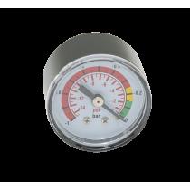 Индикатор засоренности визуальный DUPLOMATIC MS S.p.a. VS/10, 0,25 бар, G1/8, для всасывающих фильтров
