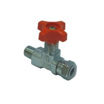 Кран прямой для присоединения манометра DUPLOMATIC MS S.p.a. RSM2-90/20_1303990, 400 бар, 61,5 мм