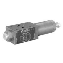 Клапан редукционный трехлинейный прямого действия, модульного исполнения DUPLOMATIC MS S.p.a. MZD5/RP/50, CETOP 03
