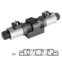 Распределитель гидравлический DUPLOMATIC MS S.p.a. DL5B-S1/10N-D00, СЕТОР 05, 350 бар,под катушку постоянного тока