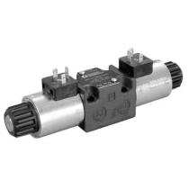 Распределитель гидравлический DUPLOMATIC MS S.p.a. DS3-SA1/11N-D24K1, CETOP 03, 100 л/мин, 350 бар, 24V DC