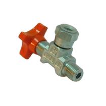 Кран угловой для присоединения манометра DUPLOMATIC MS S.p.a. RSM2-91/20_1303991, 400 бар, 40 мм