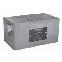 Клапан обратный с пилотным управлением модульный DUPLOMATIC MS S.p.a. CHM5-SA/10N_CHM5-SA/11N, CETOP 05, 320 бар, гидрозамок на магистрали A