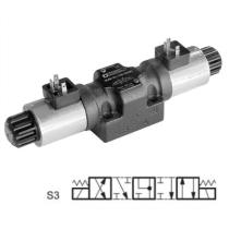 Распределитель гидравлический DUPLOMATIC MS S.p.a. DL5B-S3/10N-D00, СЕТОР 05, 350 бар,под катушку постоянного тока