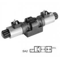 Распределитель гидравлический DUPLOMATIC MS S.p.a. DL5B-SA2/10N-D00, СЕТОР 05, 350 бар,под катушку постоянного тока