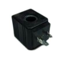 Катушка на 230 В выпряменный ток,  для клапанов KT08, BD6 DUPLOMATIC MS S.p.a. C14L3-R230K1/10N, 230 В