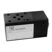 Компенсатор давления прямого действия модульный, 3х линейный DUPLOMATIC MS S.p.a. PCM3-PTV/10N, CETOP 03