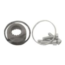 Комплект монтажный для насосов DUPLOMATIC MS S.p.a. 650168/R_(GP2+GP2), соединительная муфта, кольцо, уплотнение, винта, 4 гайки