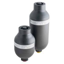 Аккумулятор пневмогидравлический мембранный EPE Italiana S.r.l. AML0,8P250CG5V-11/0