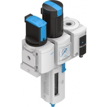 Блок подготовки воздуха, комбинация Festo MSB4-1/4:C3:J1:F12-WP