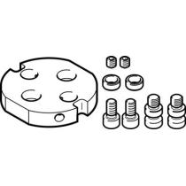 Адаптерная плита для стандартного параллельного захвата Festo DHAA-G-Q11-25-B1-25