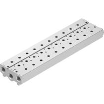 Плита для блочного монтажа Festo VABM-B10-25S-G38-10