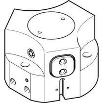 Захват трехточечный герметичный Festo HGDD-63-A
