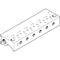 Плита для блочного монтажа Festo MHA1-P6-2-M3