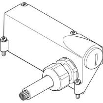 Соединительный кабель Festo VMPAL-KM-S-SD25-IP67-2.5
