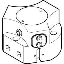 Захват трехточечный герметичный Festo HGDD-50-A
