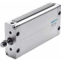 Плоский пневмоцилиндр Festo DZF-50-80-A-P-A