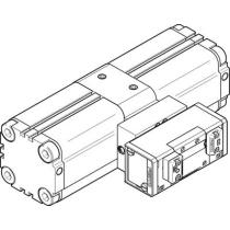 Усилитель давления Festo DPA-63-D