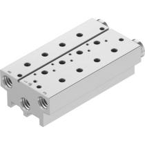 Плита для блочного монтажа Festo VABM-B10-20S-G14-4