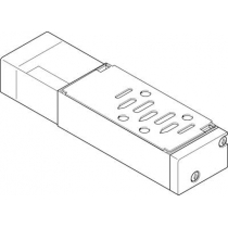 Промежуточная плита Festo MUH-ZP-D-3-24G