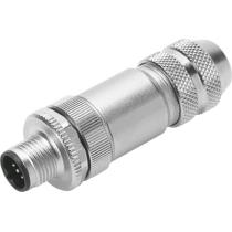 Штекер Festo NECU-M-S-B12G5-C2-PB
