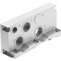 Торцевая плита Festo VABE-S6-1R-G12