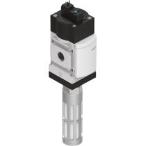 Клапан плавного пуска/быстрого выхлопа Festo MS6-SV-1/2-C-10V24-S
