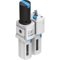 Блок подготовки воздуха, комбинация Festo MSB6-1/2-FRC5:J1M1