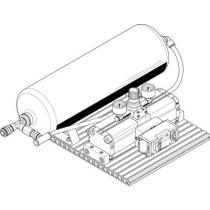 Усилитель давления Festo DPA-63-16-CRVZS10