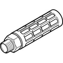 Глушитель алюминиевый резьбовой Festo U-1-B