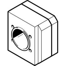Фланец электродвигателя Festo EAMF-A-L27-40G