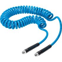 Спиральная полиуретановая трубка Festo PUN-12X2-SG-6-BL-3/8
