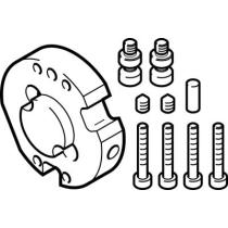 Адаптерная плита для стандартного трехточечного захвата Festo DHAA-G-Q11-32-B4-50